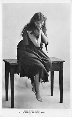 the219114 - Theater Actor / Actress Old Vintage Antique Postcard Post Card, Postales, Postkaarten, Kartpostal, Cartes, Postkarte, Ansichtskarte