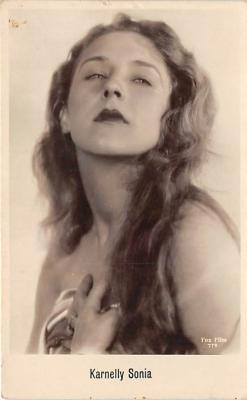 the219115 - Theater Actor / Actress Old Vintage Antique Postcard Post Card, Postales, Postkaarten, Kartpostal, Cartes, Postkarte, Ansichtskarte
