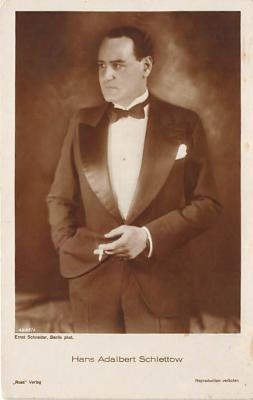 the219119 - Theater Actor / Actress Old Vintage Antique Postcard Post Card, Postales, Postkaarten, Kartpostal, Cartes, Postkarte, Ansichtskarte