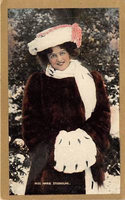 the219126 - Theater Actor / Actress Old Vintage Antique Postcard Post Card, Postales, Postkaarten, Kartpostal, Cartes, Postkarte, Ansichtskarte