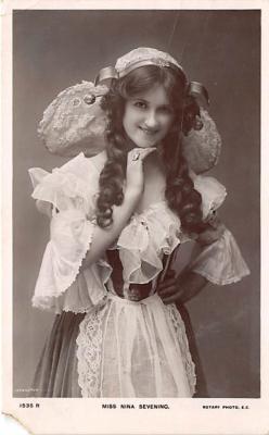 the219129 - Theater Actor / Actress Old Vintage Antique Postcard Post Card, Postales, Postkaarten, Kartpostal, Cartes, Postkarte, Ansichtskarte
