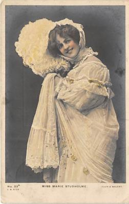 the219131 - Theater Actor / Actress Old Vintage Antique Postcard Post Card, Postales, Postkaarten, Kartpostal, Cartes, Postkarte, Ansichtskarte