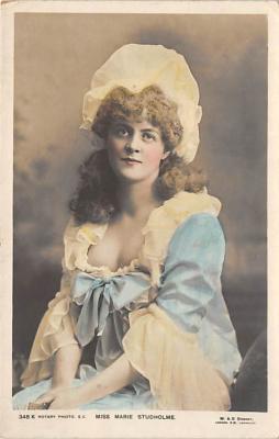 the219132 - Theater Actor / Actress Old Vintage Antique Postcard Post Card, Postales, Postkaarten, Kartpostal, Cartes, Postkarte, Ansichtskarte