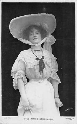 the219134 - Theater Actor / Actress Old Vintage Antique Postcard Post Card, Postales, Postkaarten, Kartpostal, Cartes, Postkarte, Ansichtskarte
