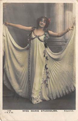 the219135 - Theater Actor / Actress Old Vintage Antique Postcard Post Card, Postales, Postkaarten, Kartpostal, Cartes, Postkarte, Ansichtskarte