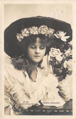 the219136 - Theater Actor / Actress Old Vintage Antique Postcard Post Card, Postales, Postkaarten, Kartpostal, Cartes, Postkarte, Ansichtskarte