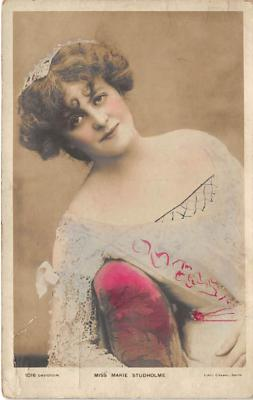 the219143 - Theater Actor / Actress Old Vintage Antique Postcard Post Card, Postales, Postkaarten, Kartpostal, Cartes, Postkarte, Ansichtskarte
