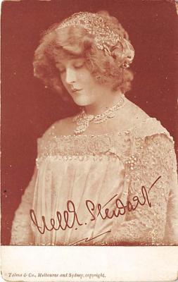 the219159 - Theater Actor / Actress Old Vintage Antique Postcard Post Card, Postales, Postkaarten, Kartpostal, Cartes, Postkarte, Ansichtskarte