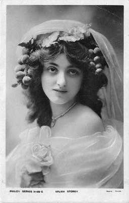 the219175 - Theater Actor / Actress Old Vintage Antique Postcard Post Card, Postales, Postkaarten, Kartpostal, Cartes, Postkarte, Ansichtskarte
