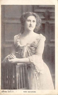 the219183 - Theater Actor / Actress Old Vintage Antique Postcard Post Card, Postales, Postkaarten, Kartpostal, Cartes, Postkarte, Ansichtskarte