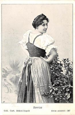 the219188 - Theater Actor / Actress Old Vintage Antique Postcard Post Card, Postales, Postkaarten, Kartpostal, Cartes, Postkarte, Ansichtskarte