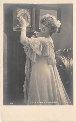 the219190 - Theater Actor / Actress Old Vintage Antique Postcard Post Card, Postales, Postkaarten, Kartpostal, Cartes, Postkarte, Ansichtskarte