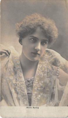 the219191 - Theater Actor / Actress Old Vintage Antique Postcard Post Card, Postales, Postkaarten, Kartpostal, Cartes, Postkarte, Ansichtskarte