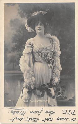 the219195 - Theater Actor / Actress Old Vintage Antique Postcard Post Card, Postales, Postkaarten, Kartpostal, Cartes, Postkarte, Ansichtskarte