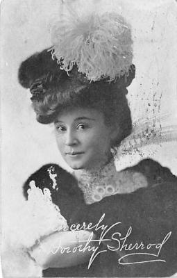 the219199 - Theater Actor / Actress Old Vintage Antique Postcard Post Card, Postales, Postkaarten, Kartpostal, Cartes, Postkarte, Ansichtskarte