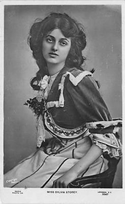 the219207 - Theater Actor / Actress Old Vintage Antique Postcard Post Card, Postales, Postkaarten, Kartpostal, Cartes, Postkarte, Ansichtskarte