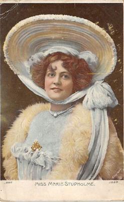 the219209 - Theater Actor / Actress Old Vintage Antique Postcard Post Card, Postales, Postkaarten, Kartpostal, Cartes, Postkarte, Ansichtskarte