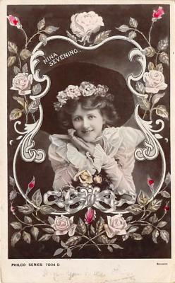 the219220 - Theater Actor / Actress Old Vintage Antique Postcard Post Card, Postales, Postkaarten, Kartpostal, Cartes, Postkarte, Ansichtskarte