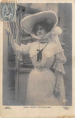 the219226 - Theater Actor / Actress Old Vintage Antique Postcard Post Card, Postales, Postkaarten, Kartpostal, Cartes, Postkarte, Ansichtskarte