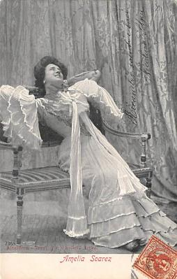 the219234 - Theater Actor / Actress Old Vintage Antique Postcard Post Card, Postales, Postkaarten, Kartpostal, Cartes, Postkarte, Ansichtskarte