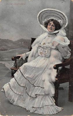 the219235 - Theater Actor / Actress Old Vintage Antique Postcard Post Card, Postales, Postkaarten, Kartpostal, Cartes, Postkarte, Ansichtskarte