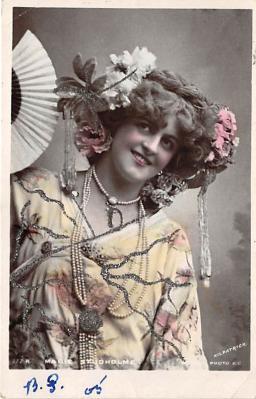 the219249 - Theater Actor / Actress Old Vintage Antique Postcard Post Card, Postales, Postkaarten, Kartpostal, Cartes, Postkarte, Ansichtskarte