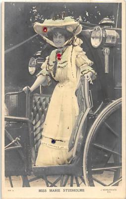 the219250 - Theater Actor / Actress Old Vintage Antique Postcard Post Card, Postales, Postkaarten, Kartpostal, Cartes, Postkarte, Ansichtskarte