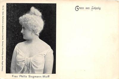 the219259 - Theater Actor / Actress Old Vintage Antique Postcard Post Card, Postales, Postkaarten, Kartpostal, Cartes, Postkarte, Ansichtskarte