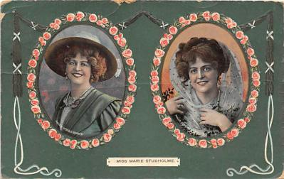 the219261 - Theater Actor / Actress Old Vintage Antique Postcard Post Card, Postales, Postkaarten, Kartpostal, Cartes, Postkarte, Ansichtskarte