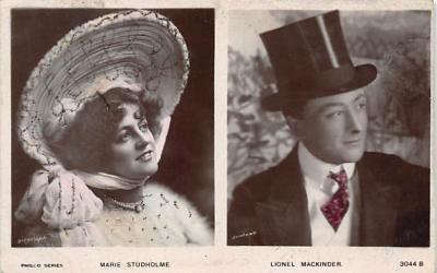 the219263 - Theater Actor / Actress Old Vintage Antique Postcard Post Card, Postales, Postkaarten, Kartpostal, Cartes, Postkarte, Ansichtskarte