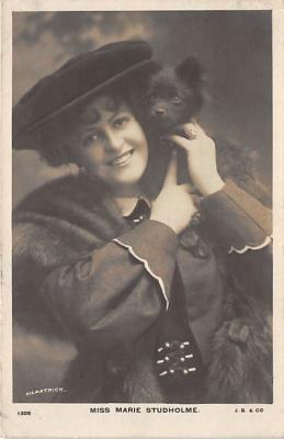 the219274 - Theater Actor / Actress Old Vintage Antique Postcard Post Card, Postales, Postkaarten, Kartpostal, Cartes, Postkarte, Ansichtskarte