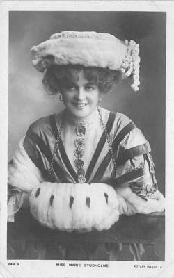 the219275 - Theater Actor / Actress Old Vintage Antique Postcard Post Card, Postales, Postkaarten, Kartpostal, Cartes, Postkarte, Ansichtskarte