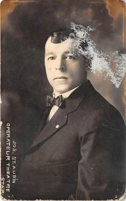 the219278 - Theater Actor / Actress Old Vintage Antique Postcard Post Card, Postales, Postkaarten, Kartpostal, Cartes, Postkarte, Ansichtskarte