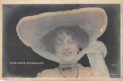 the219287 - Theater Actor / Actress Old Vintage Antique Postcard Post Card, Postales, Postkaarten, Kartpostal, Cartes, Postkarte, Ansichtskarte