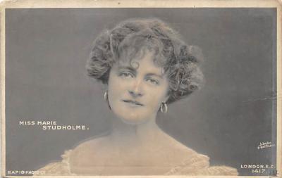 the219289 - Theater Actor / Actress Old Vintage Antique Postcard Post Card, Postales, Postkaarten, Kartpostal, Cartes, Postkarte, Ansichtskarte