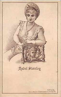 the219299 - Theater Actor / Actress Old Vintage Antique Postcard Post Card, Postales, Postkaarten, Kartpostal, Cartes, Postkarte, Ansichtskarte