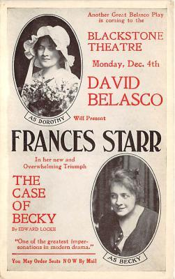 the219302 - Theater Actor / Actress Old Vintage Antique Postcard Post Card, Postales, Postkaarten, Kartpostal, Cartes, Postkarte, Ansichtskarte
