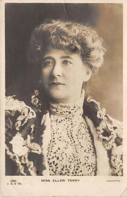 the220006 - Theater Actor / Actress Old Vintage Antique Postcard Post Card, Postales, Postkaarten, Kartpostal, Cartes, Postkarte, Ansichtskarte