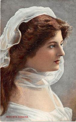 the220009 - Theater Actor / Actress Old Vintage Antique Postcard Post Card, Postales, Postkaarten, Kartpostal, Cartes, Postkarte, Ansichtskarte