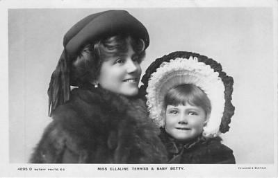the220013 - Theater Actor / Actress Old Vintage Antique Postcard Post Card, Postales, Postkaarten, Kartpostal, Cartes, Postkarte, Ansichtskarte