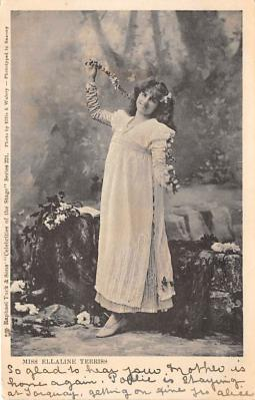 the220016 - Theater Actor / Actress Old Vintage Antique Postcard Post Card, Postales, Postkaarten, Kartpostal, Cartes, Postkarte, Ansichtskarte