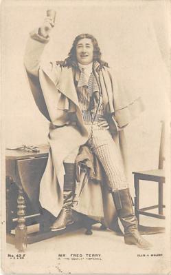the220023 - Theater Actor / Actress Old Vintage Antique Postcard Post Card, Postales, Postkaarten, Kartpostal, Cartes, Postkarte, Ansichtskarte