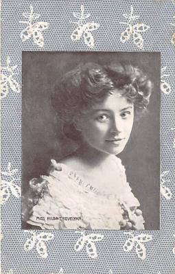 the220028 - Theater Actor / Actress Old Vintage Antique Postcard Post Card, Postales, Postkaarten, Kartpostal, Cartes, Postkarte, Ansichtskarte