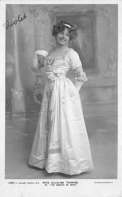 the220036 - Theater Actor / Actress Old Vintage Antique Postcard Post Card, Postales, Postkaarten, Kartpostal, Cartes, Postkarte, Ansichtskarte