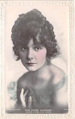 the220038 - Theater Actor / Actress Old Vintage Antique Postcard Post Card, Postales, Postkaarten, Kartpostal, Cartes, Postkarte, Ansichtskarte