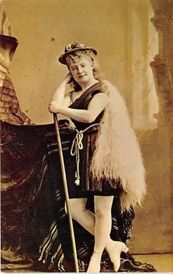 the220043 - Theater Actor / Actress Old Vintage Antique Postcard Post Card, Postales, Postkaarten, Kartpostal, Cartes, Postkarte, Ansichtskarte