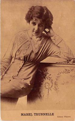 the220072 - Theater Actor / Actress Old Vintage Antique Postcard Post Card, Postales, Postkaarten, Kartpostal, Cartes, Postkarte, Ansichtskarte