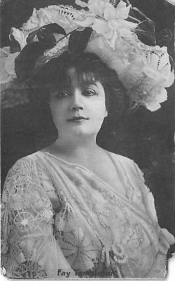 the220080 - Theater Actor / Actress Old Vintage Antique Postcard Post Card, Postales, Postkaarten, Kartpostal, Cartes, Postkarte, Ansichtskarte