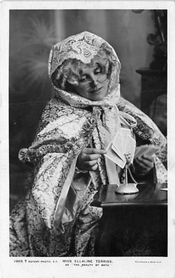 the220104 - Theater Actor / Actress Old Vintage Antique Postcard Post Card, Postales, Postkaarten, Kartpostal, Cartes, Postkarte, Ansichtskarte