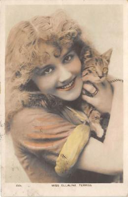 the220118 - Theater Actor / Actress Old Vintage Antique Postcard Post Card, Postales, Postkaarten, Kartpostal, Cartes, Postkarte, Ansichtskarte